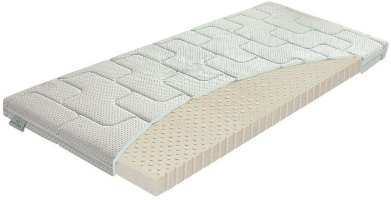 Materac TOP LATEX nawierzchniowy : Rozmiar - 180x200