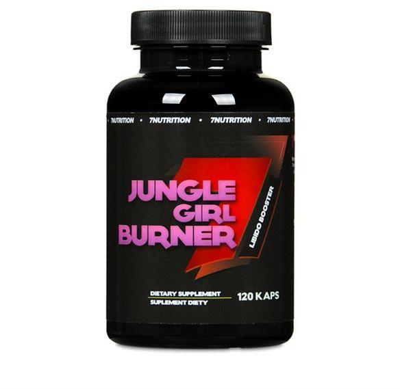 Jungle Girl Burner 120kap