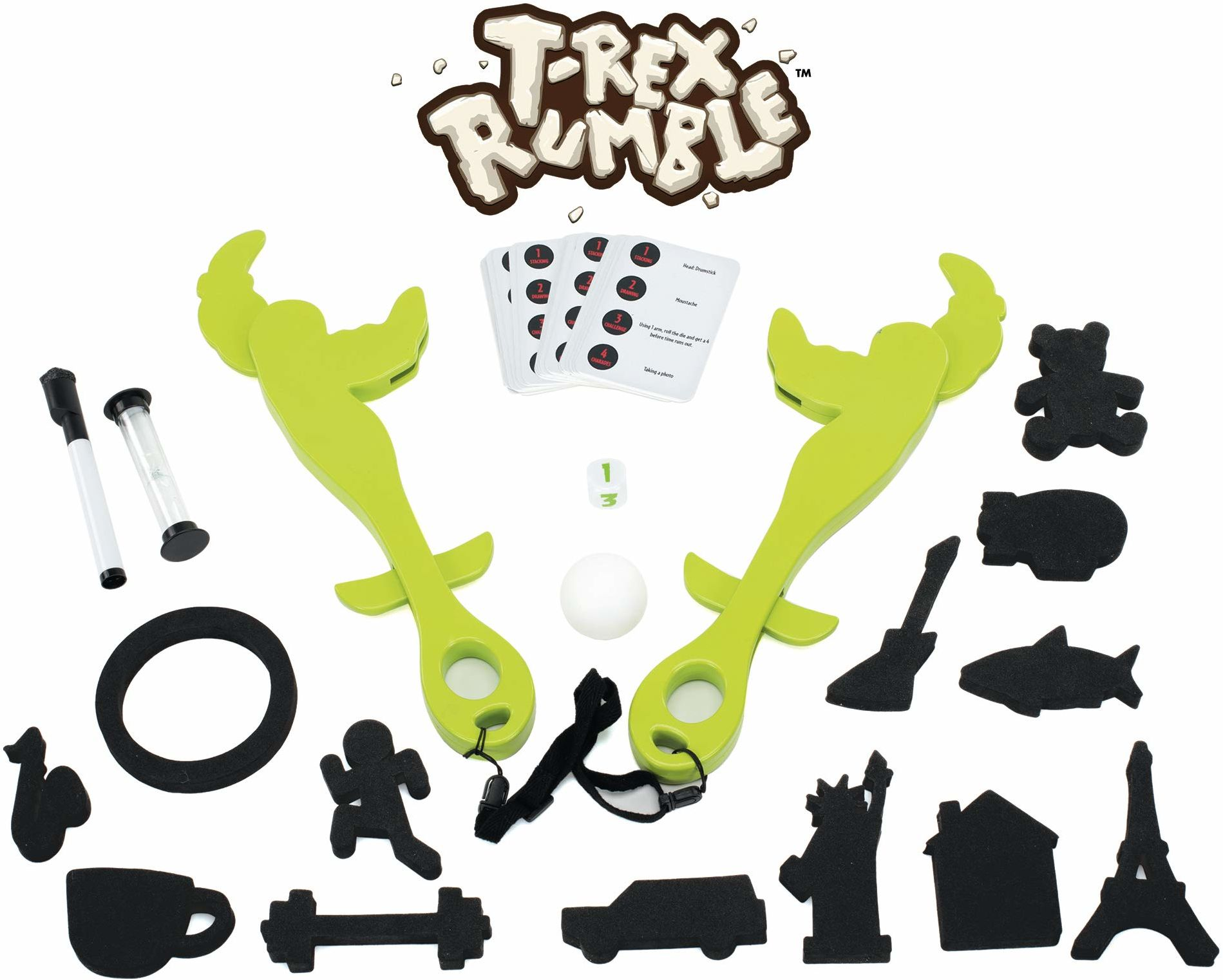 Learning Resources EI-3068 T-Rex Rumble Game