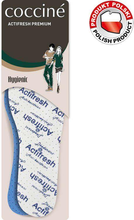Wkładka do butów Actifresh rozmiar 45/46 Coccine 72686 - ZYSKAJ RABAT 30 ZŁ