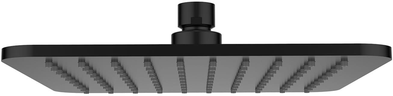 Omnires Slimline deszczownica 1-funkcyjna 20x20 cm czarny mat WG220/OBL wysyłka 24h