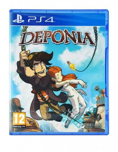 Deponia PS 4