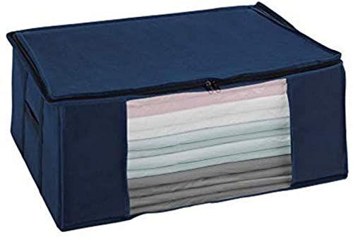 Wenko pokrowiec ochronny na powietrze, niebieski, miękkie pudełko L