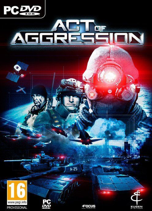Act of Aggression (PC) klucz Steam