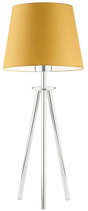 Nowoczesna lampka nocna na stalowym stelażu - EX917-Berges - 18 kolorów
