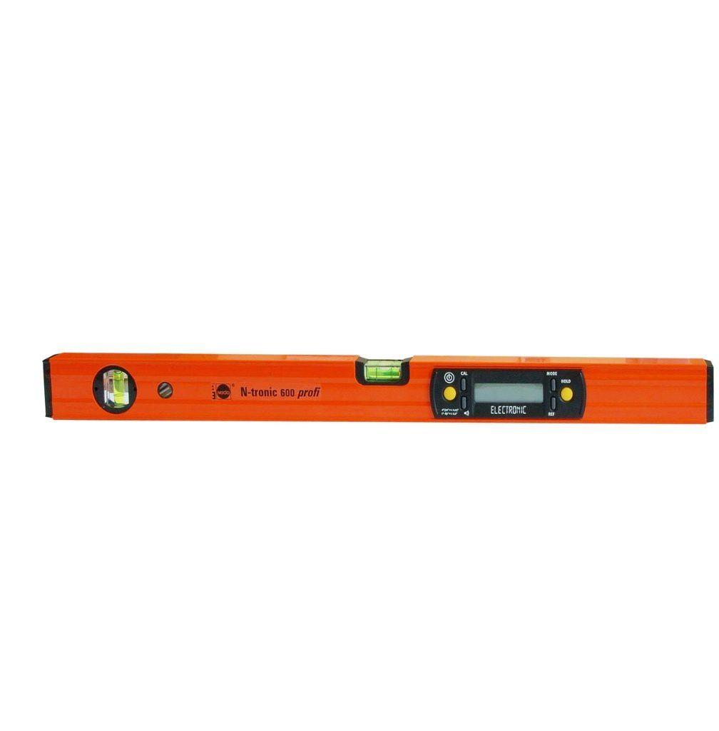 Poziomica elektroniczna NEDO N-tronic 600mm