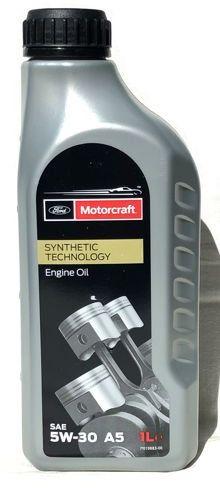 olej silnikowy Motorcraft A5 5w30 - 1 litr 15CF56