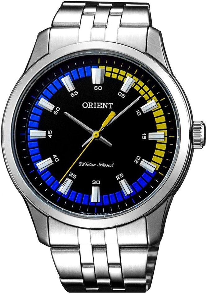 Zegarek Orient SQC0U005F0 - CENA DO NEGOCJACJI - DOSTAWA DHL GRATIS, KUPUJ BEZ RYZYKA - 100 dni na zwrot, możliwość wygrawerowania dowolnego tekstu.