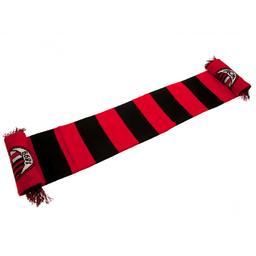 AC Milan - szalik pasiak