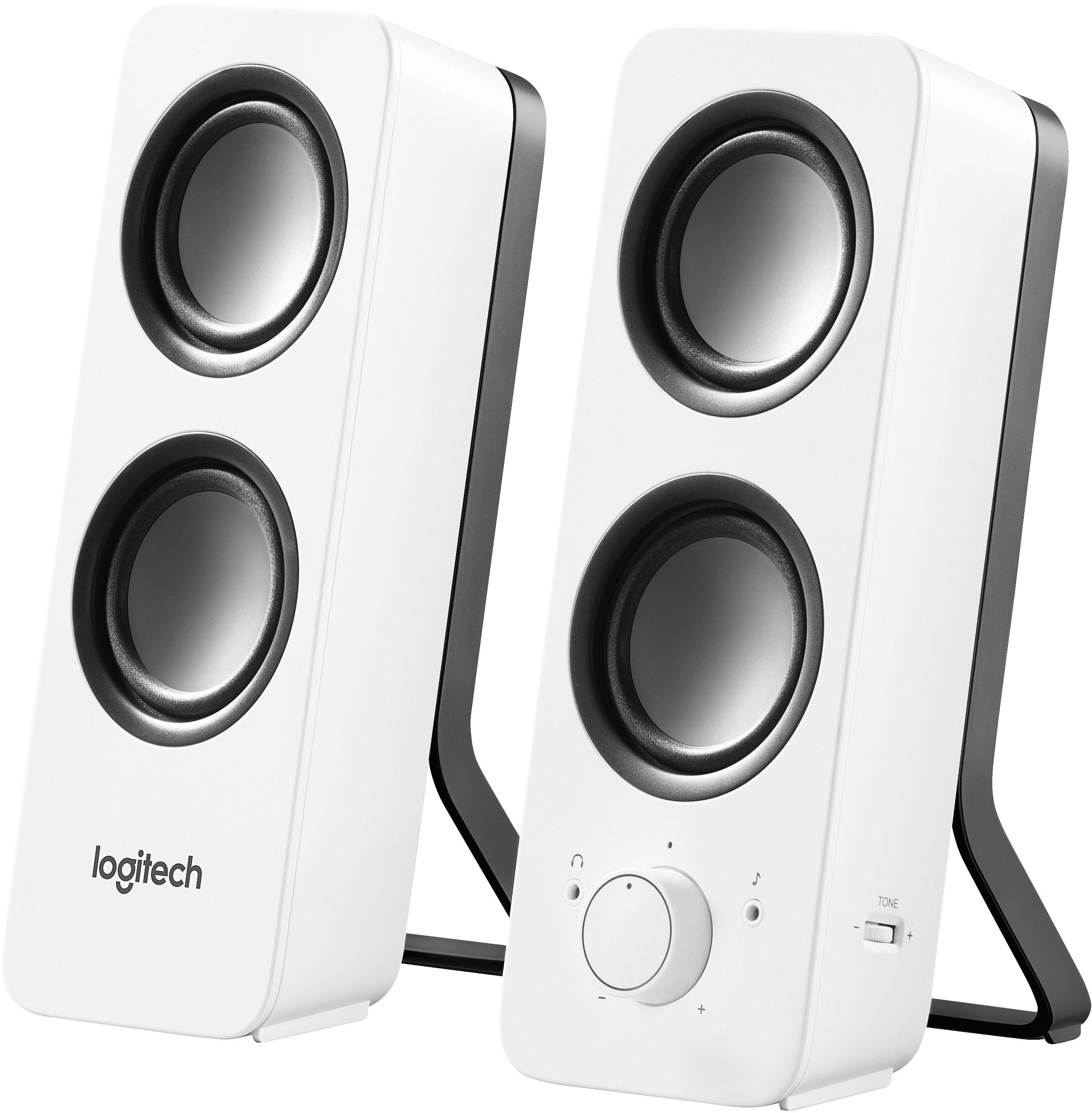 Logitech 980-000811 Z200 2.0 channels Wired 10 W White