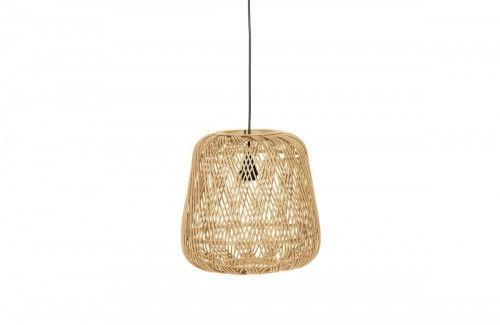 Lampa wisząca Moza bambusowa naturalna