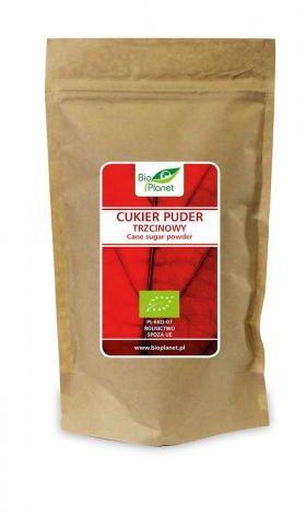 Cukier puder trzcinowy BIO 300 g Bio Planet