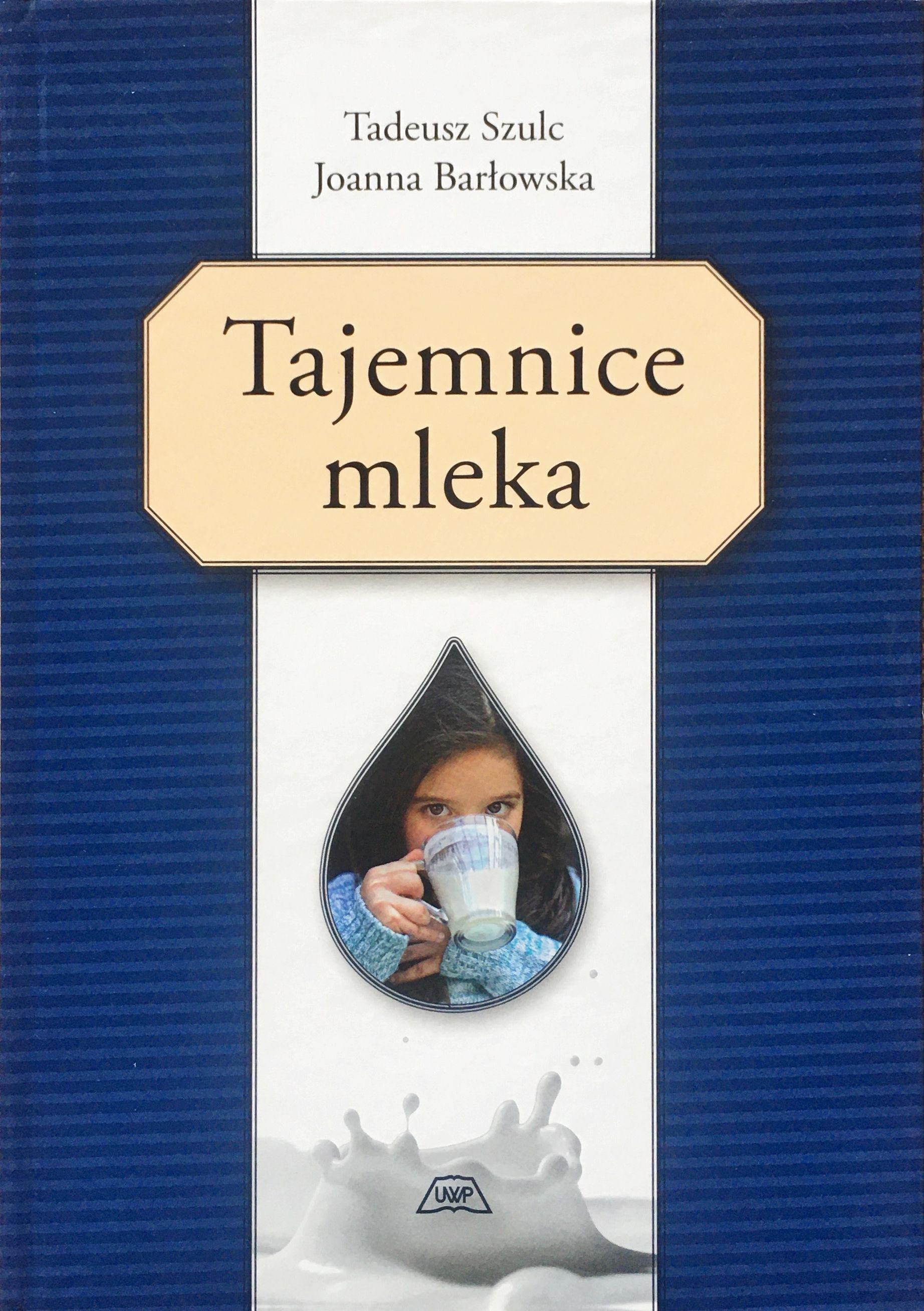 Tajemnice mleka wyd. 2020