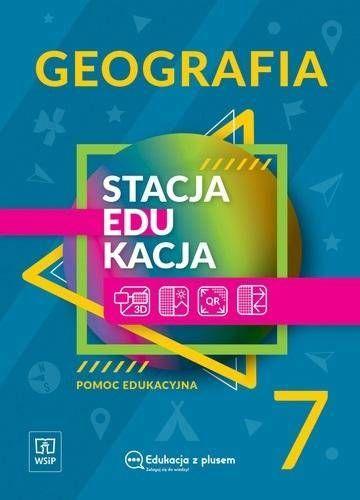 Stacja edukacja Geografia SP 7 WSiP - praca zbiorowa