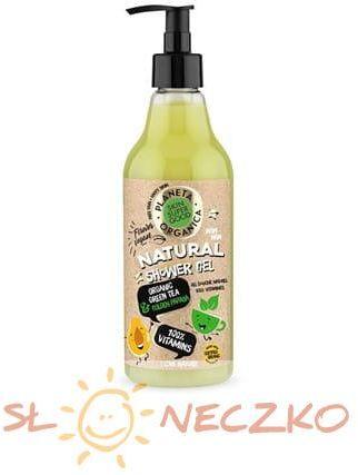 Żel pod prysznic oczyszczająco-odżywczy 100% Vitamins 500 m SSG Planeta Organica