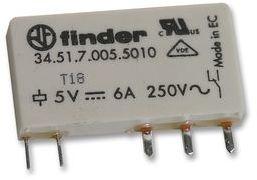 Przekaźnik Finder 34.51.7.005.5010 Przekaźnik Finder 34.51.7.005.5010
