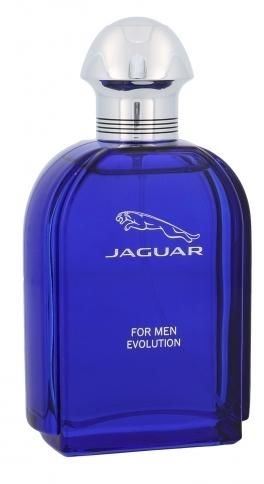 Jaguar For Men Evolution woda toaletowa 100 ml dla mężczyzn