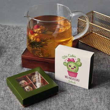 Mój kwiatuszku - Herbata kwitnąca