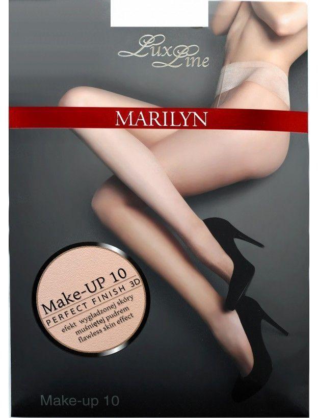Make up 10 den lux line marilyn rajstopy