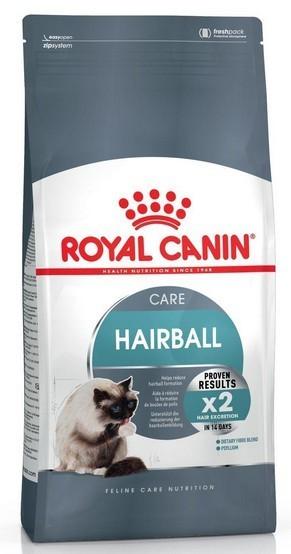 Royal Canin FCN Hairball 400g Cat