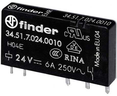Przekaźnik Finder 34.51.7.024.0010 Przekaźnik Finder 34.51.7.024.0010