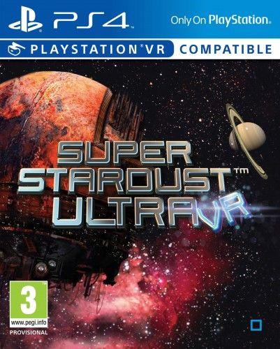 Super Stardust Ultra VR PS 4