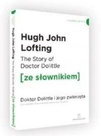 Doktor Dolittle i jego zwierzęta w.ang. + słownik - Hugh John Lofting