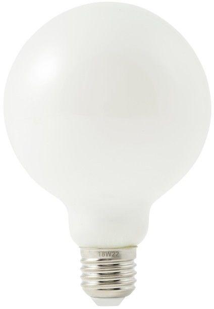 Żarówka LED Diall G95 E27 9 W 1055 lm mleczna barwa neutralna