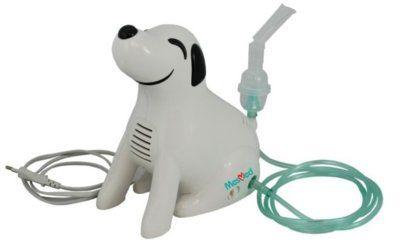 Inhalator nebulizator pneumatyczny MESMED MM-500 Piesio 0.2 ml/min DARMOWY TRANSPORT!