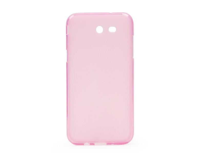 Samsung Galaxy J3 (2017) Emerge - etui na telefon FLEXmat Case - różowy