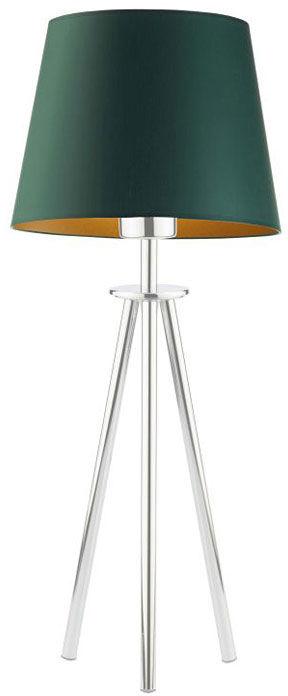 Nowoczesna lampka nocna na stalowym stelażu - EX923-Bergel - 5 kolorów