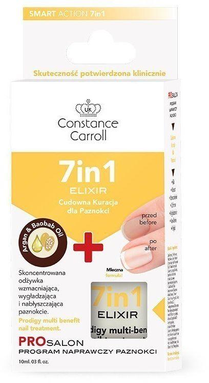 CONSTANCE CARROLL Constance Carroll Nail Care Odżywka do paznokci 7in1 Elixir 10ml