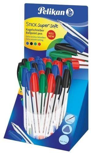 Długopis Pelikan Super Soft Stick K86- niebieski