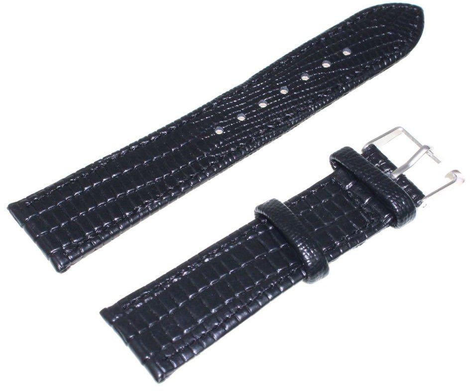 Skórzany pasek do zegarka 20 mm JVD R15101-20