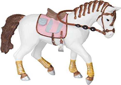 Papo 51525 Pleciona figurka koń grzywy