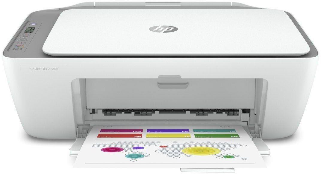 Urządzenie wielofunkcyjne HP DeskJet 2720e 3 w 1