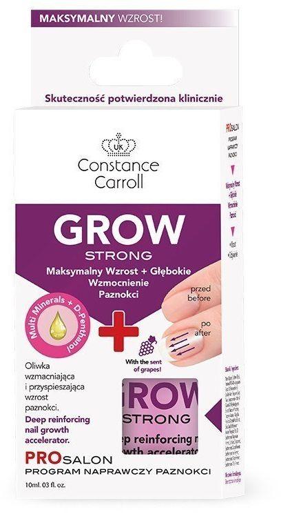 CONSTANCE CARROLL Constance Carroll Nail Care Odżywka do paznokci Grow Strong 10ml