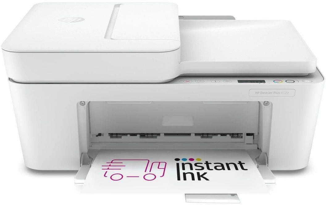Urządzenie wielofunkcyjne HP DeskJet 4120e 4w1