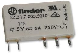Przekaźnik Finder 34.51.7.060.5010 Przekaźnik Finder 34.51.7.060.5010