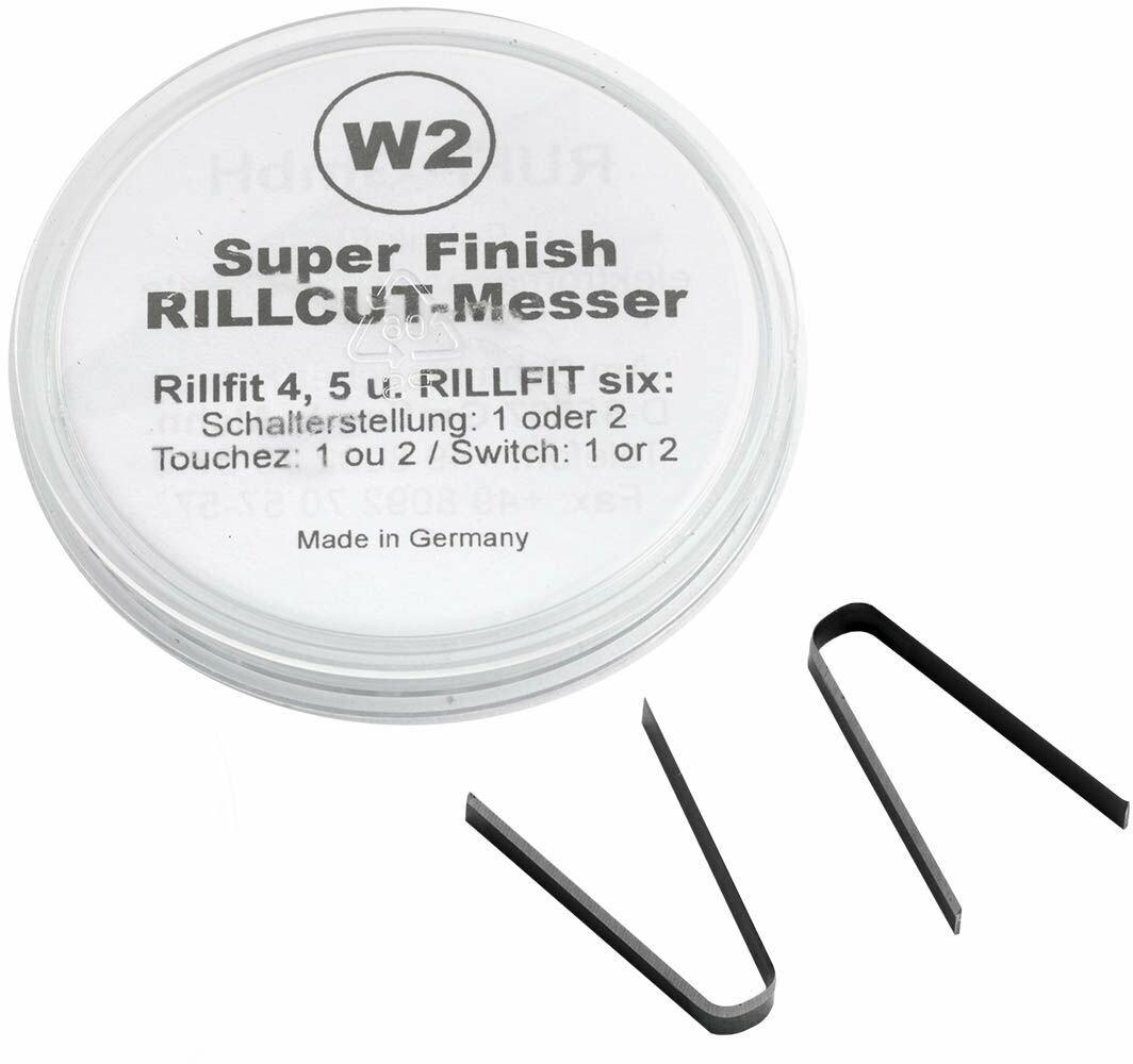 Nożyki do nacinania opon RILLFIT W-2 5-6mm