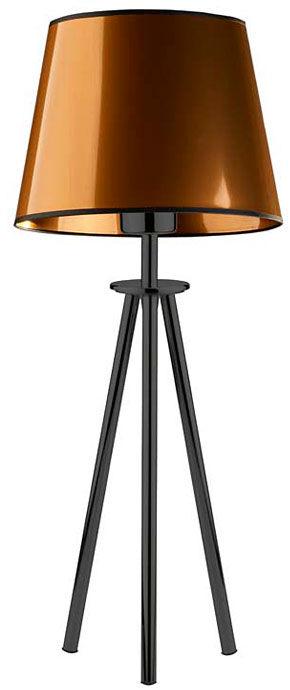 Miedziana lampka nocna trójnóg - EX925-Bergec