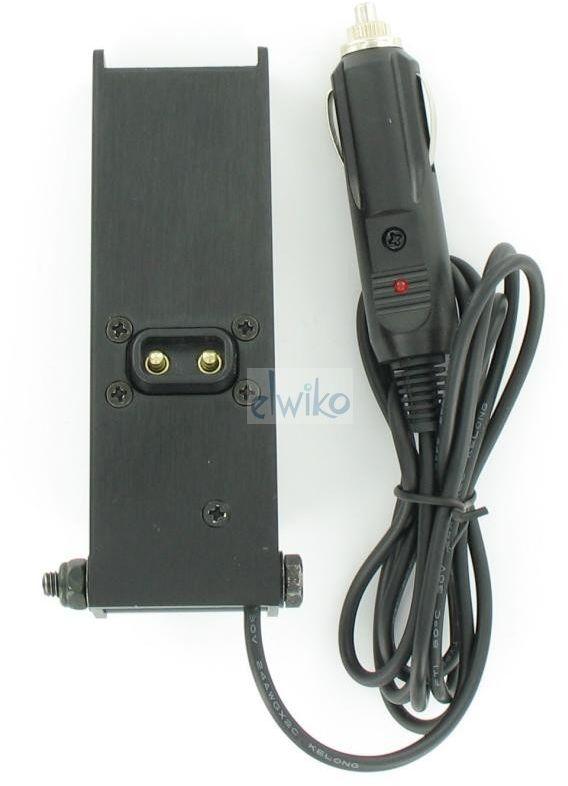 Ładowarka samochodowa do nadajników TELE RADIO, typ: D15-3