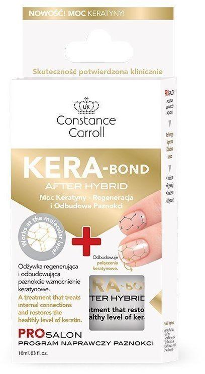 CONSTANCE CARROLL Constance Carroll Nail Care Odżywka do paznokci Kera-Bond After Hybrid 10ml