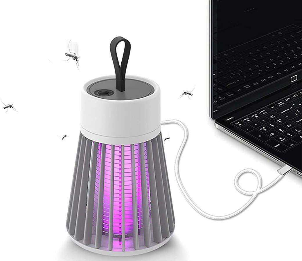 Lampa owadobójcza LED UV na owady insekty Alogy Outdoor Mosquito Lamp