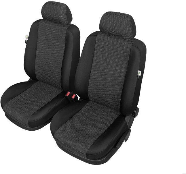 Miarowe pokrowce na przednie fotele Ares do VW Caddy