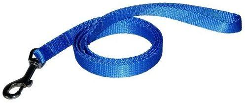 CHABA Smycz taśma - 30mm niebieska