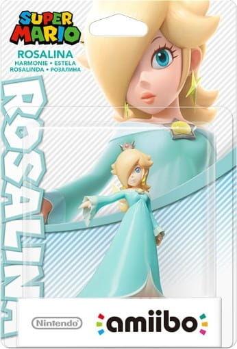 Amiibo Super Mario - Rosalina