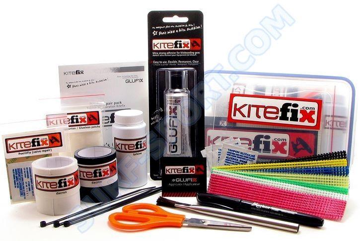 Zestaw naprawczy KiteFix Complete Repair Kit
