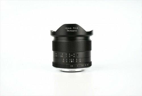 7Artisans 12mm F2.8 Fuji FX Mount
