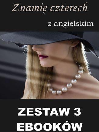 3 ebooki: Znamię czterech z angielskim - Ebook.